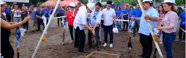 RD Countryside Mall Mabuhay Gensan breaks ground