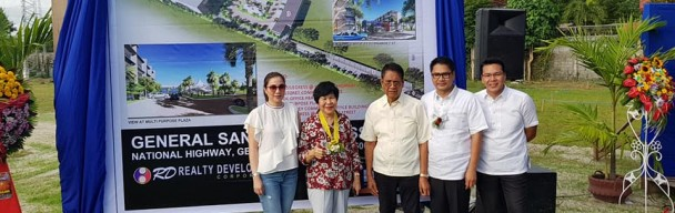 General Santos Business Park GROUNDBREAKING
