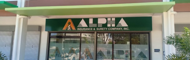 RD Realty's newest commercial property; the General Santos Business Park welcomes its first tenant – Alpha Insurance and Surety Company, Inc.